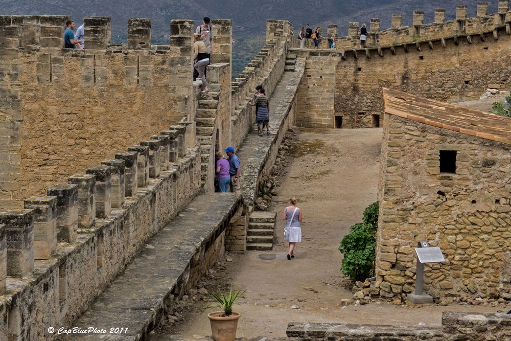Burginnere Castell de CapdePera