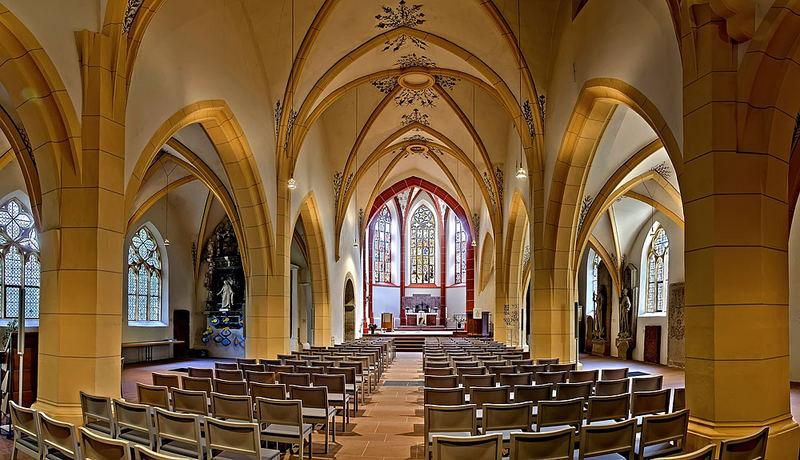 Burgkirche in Ingelheim