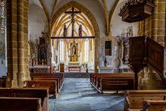 Burgkirche Raron