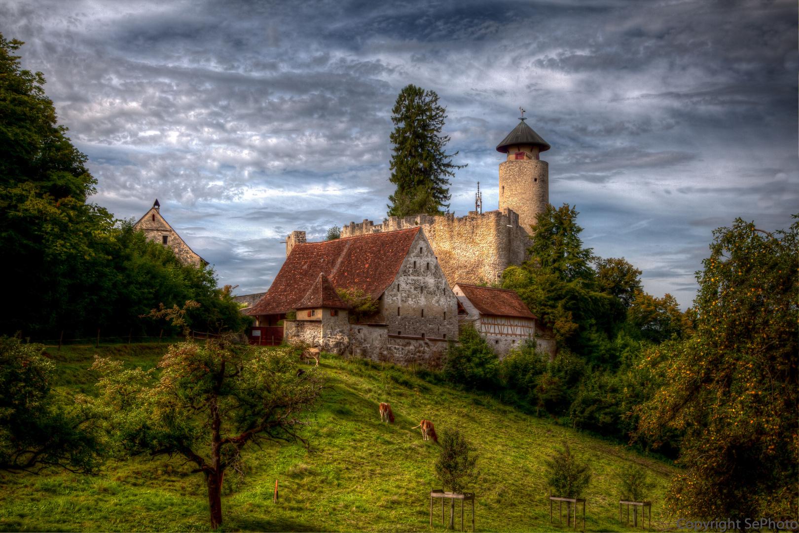 Burglandschaft