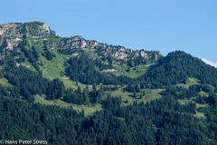 Burglauenen von Interlaken aus gesehen