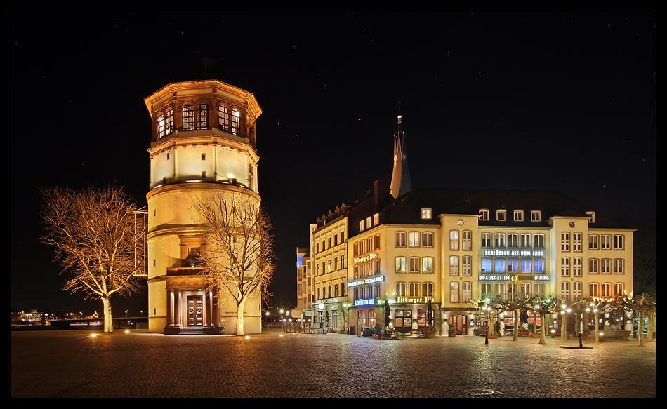 Burgplatz...