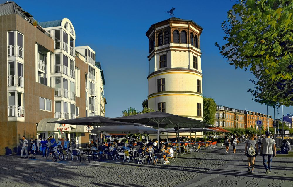 Burgplatz Düsseldorf Altstadt