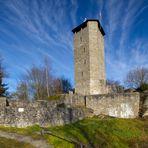 Burgruine Altnußberg (6)