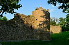 Burgruine Burg Altendorf Vorburg