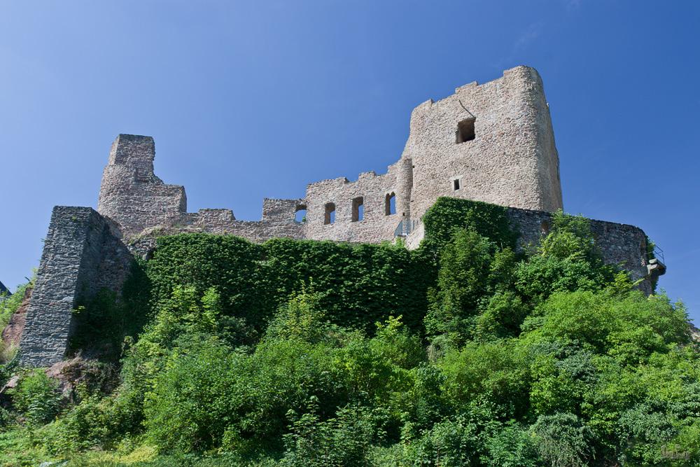 Burgruine Frauenstein III