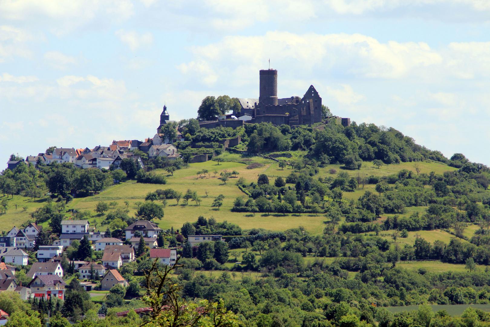 Burgruine Gleiberg