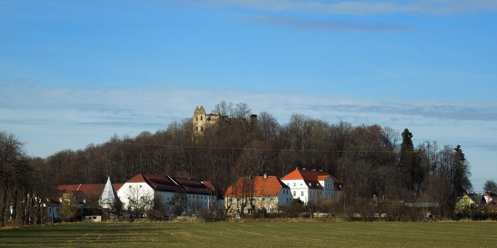 Burgruine Greiffenstein (12 Jh)