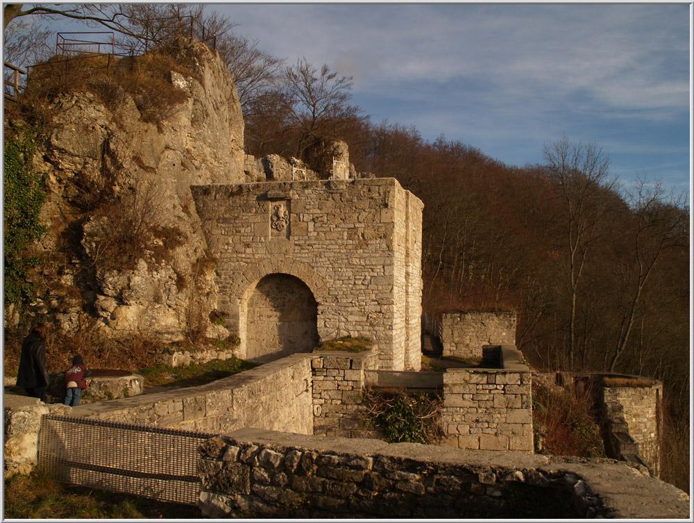Burgruine Helfenstein 2