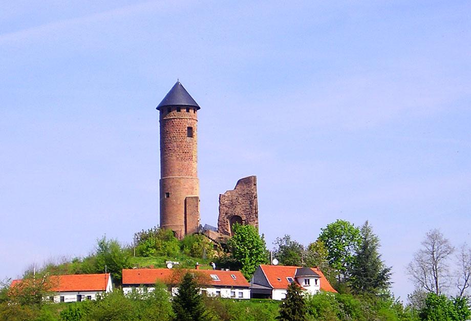 Burgruine Kirkel