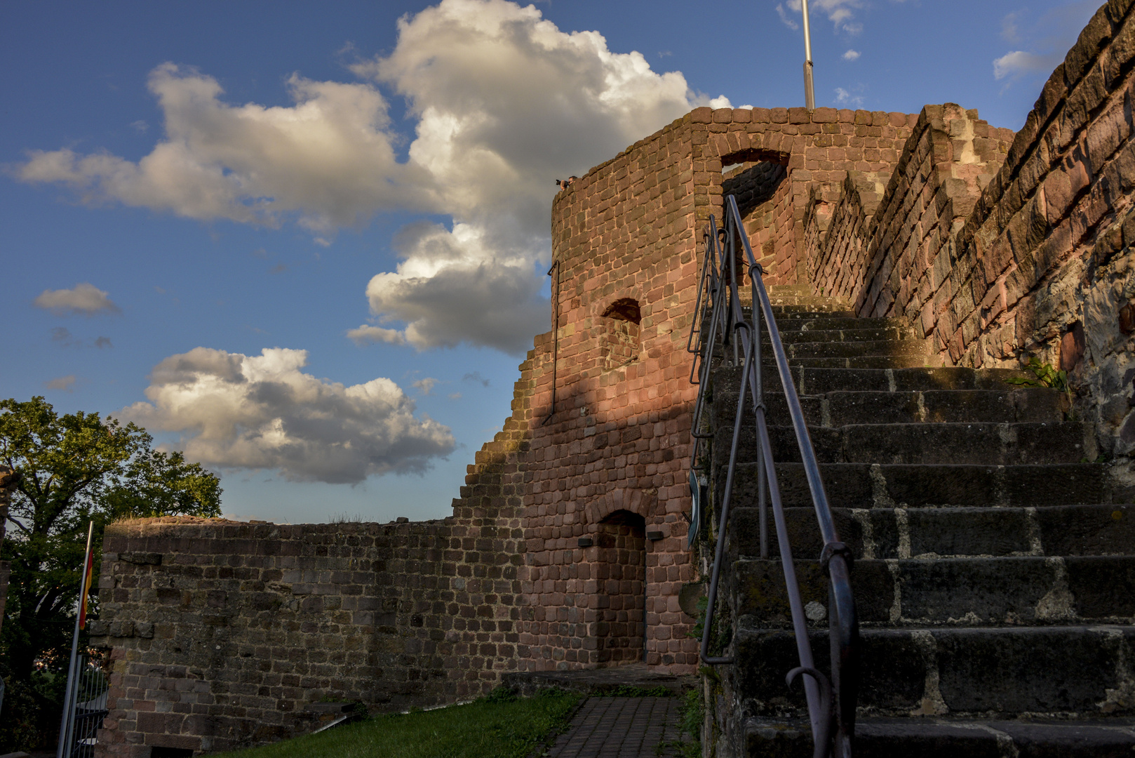 Burgruine Neuleiningen
