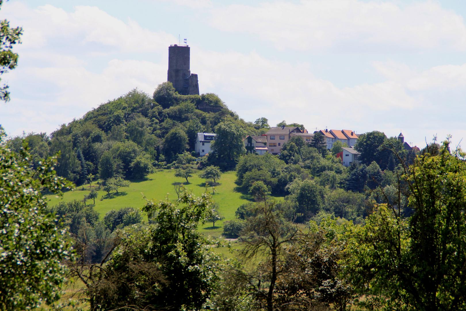 Burgruine Vetzberg