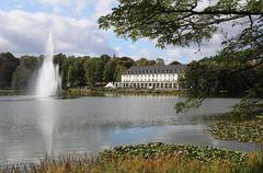 Burgsee mit Kurhaus, Bad Salzungen