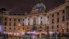 Burgtor, Michaelerplatz, Wien
