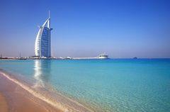 Burj al Arab ganz klassisch