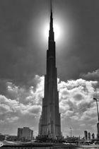 Burj Kalifa - Burj Dubai