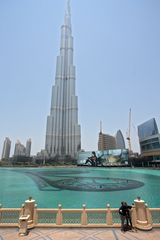 Burj Khalifa 828 Meter