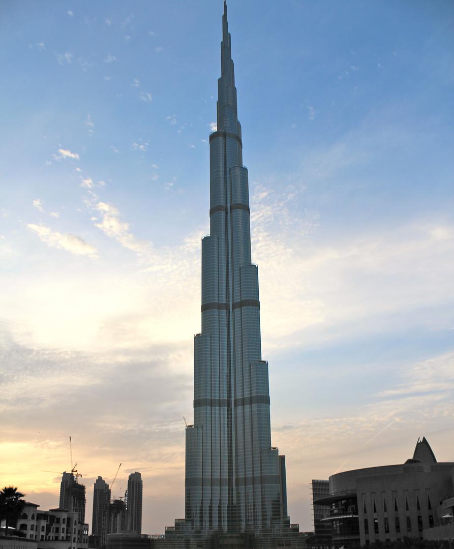 Burj Khalifa - 828m -