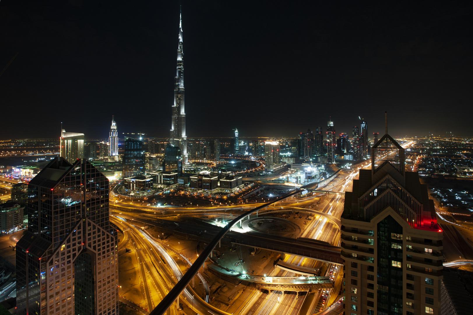 Burj Khalifa 828m, Dubai