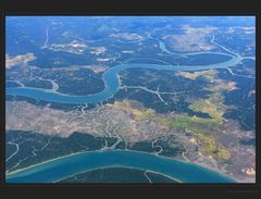 Burma aus der Luft