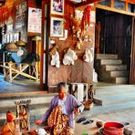 Burma house.(Una casa birmana)