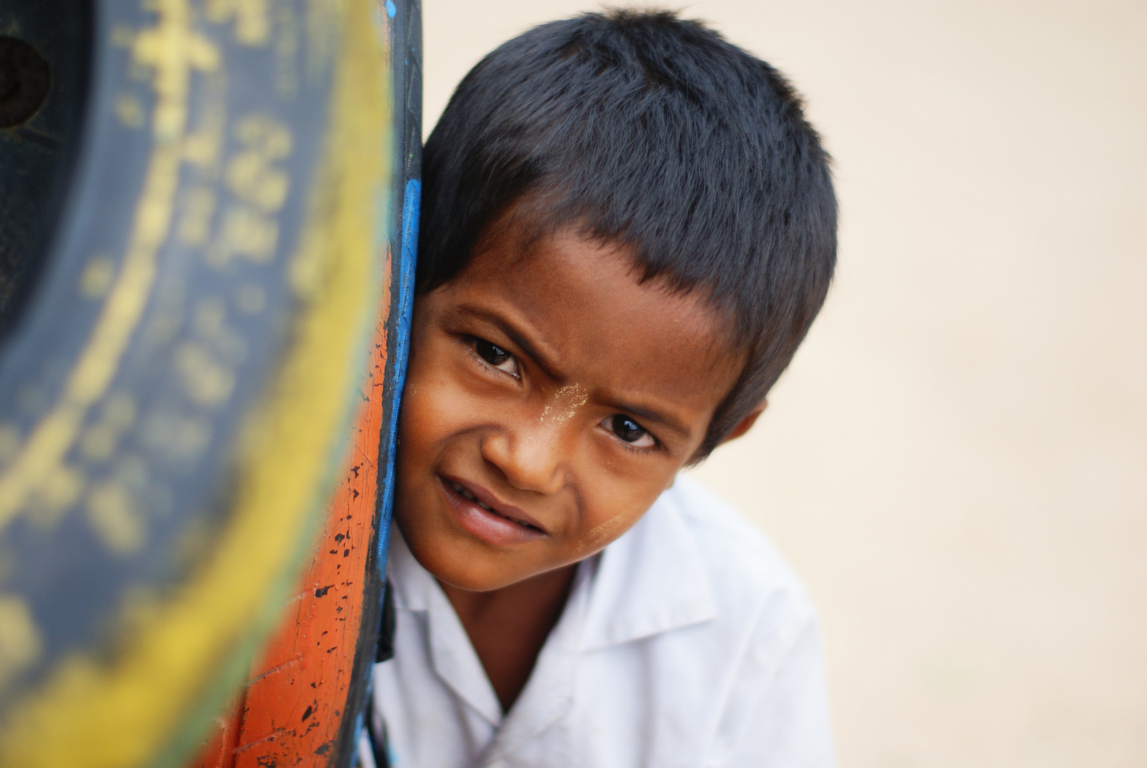 Burmese Children