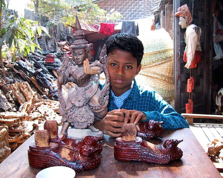 Burmesische Kunst