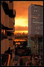 Burning Bangkok