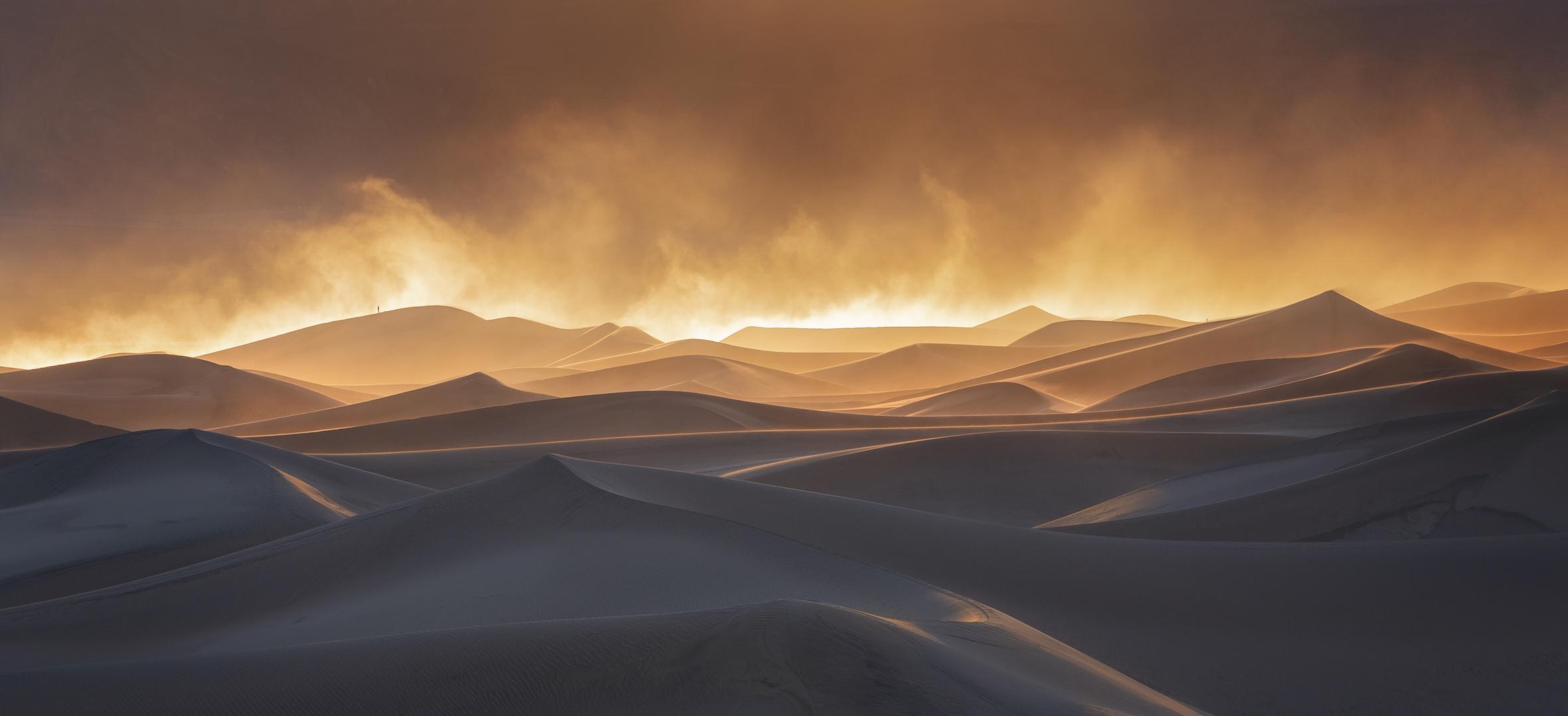 Burning Dunes