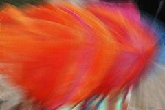 burning feather