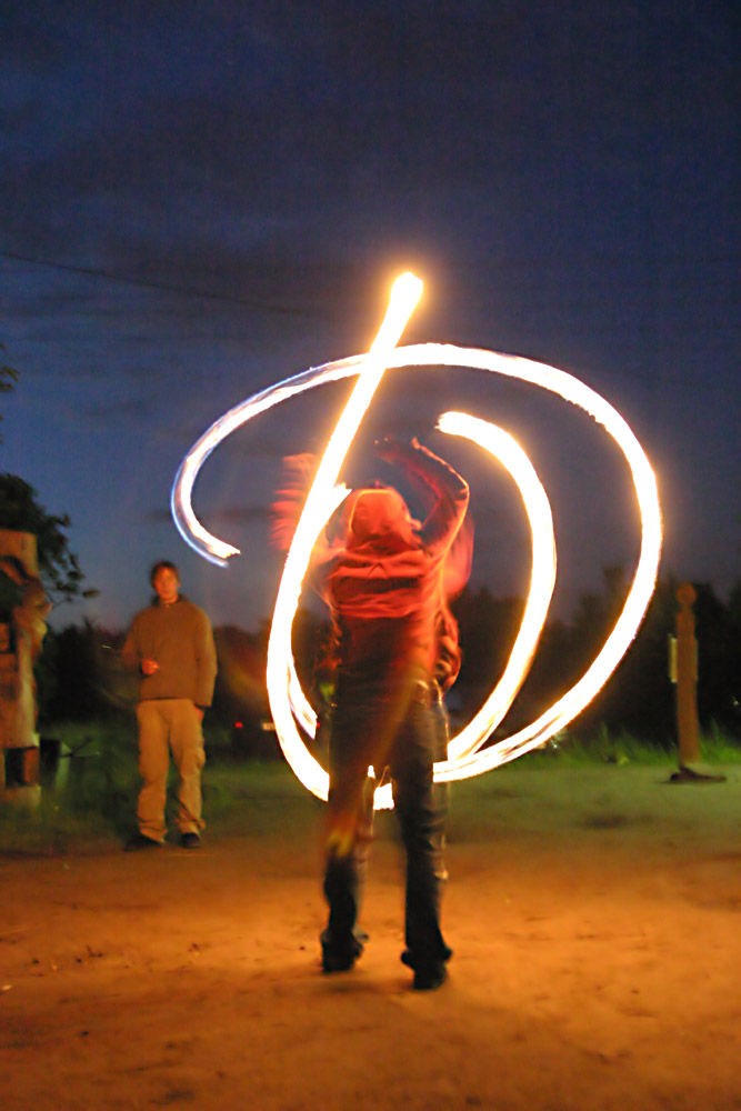 burning ring of fire