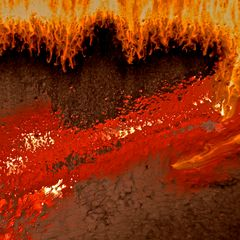 BURNING WATER © by Dee Bee Smith 2014
