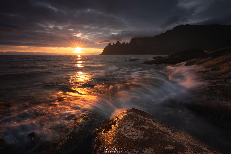 ... burning waves