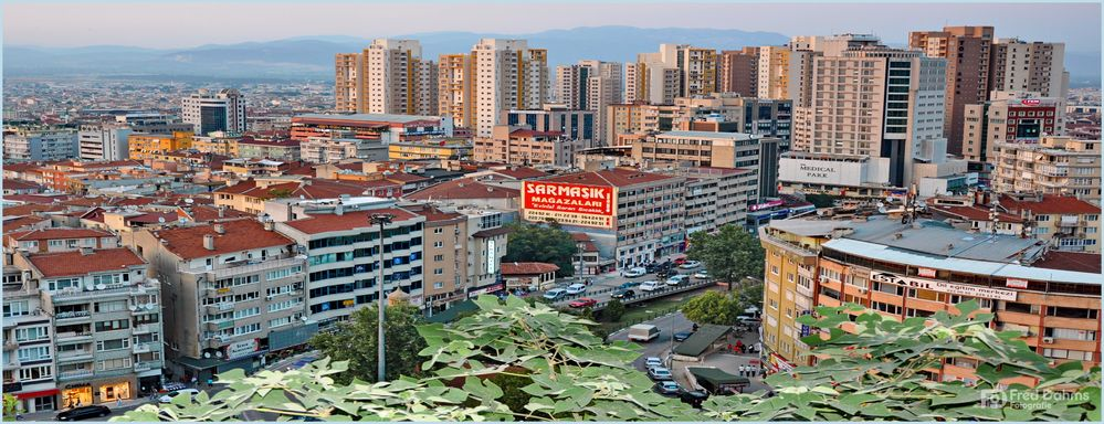 Bursa; Türkei