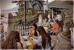 Bursa Türkei, Gümüslü Kahve Aile Çay Bahçesi