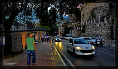 Bursa Türkei, Street