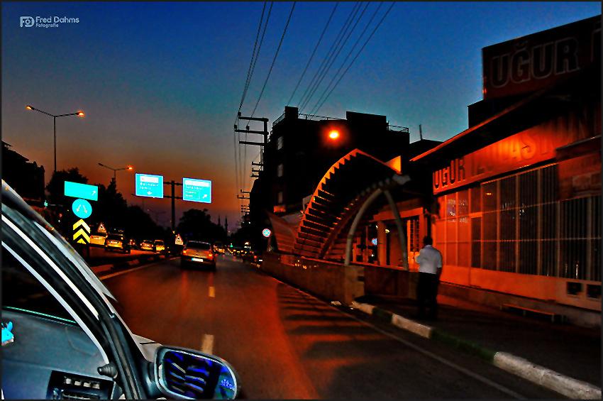 Bursa Türkei, Street II