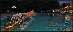 Bursa Türkei, Wasserspiele