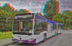 Bus-Endstation