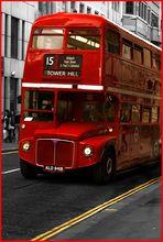 bus hopping mit der alten 15 Linie
