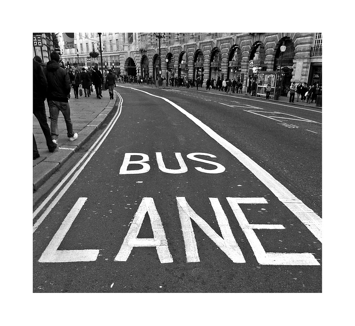 Bus Lane II