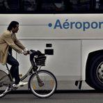Bus or Bike!?!?!?!?!
