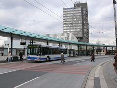 Bus-Sichel