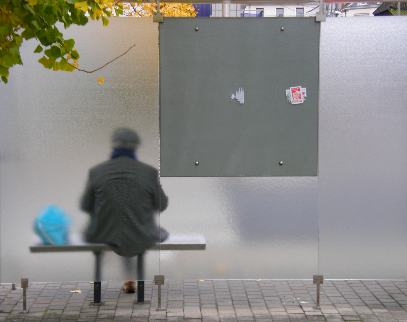Bus stop serie - 2 -