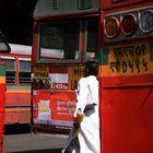 Busbahnhof - Indien