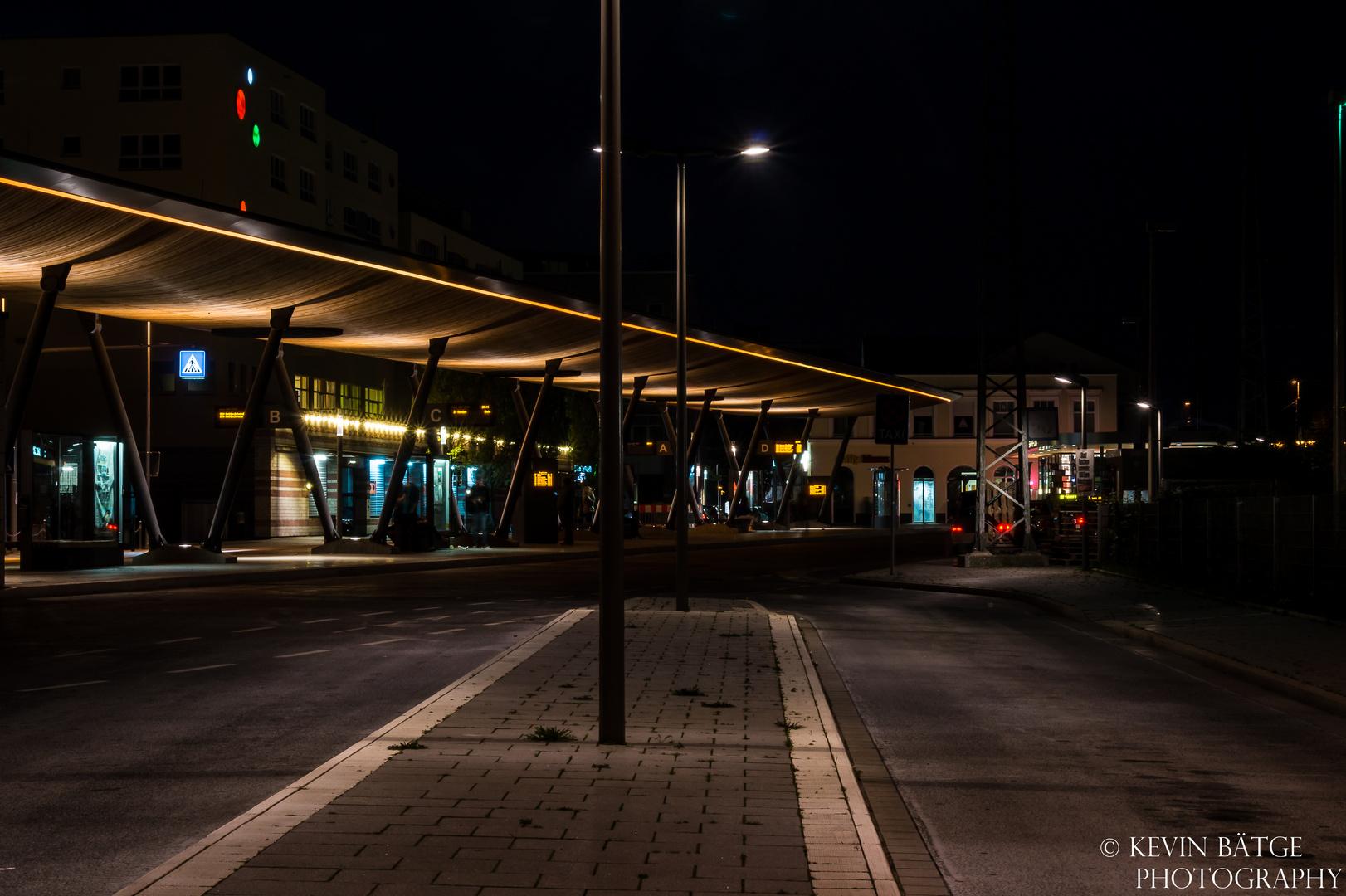 Busbahnhof Unna
