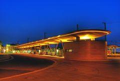 Busbahnhof Unna - der Neue.