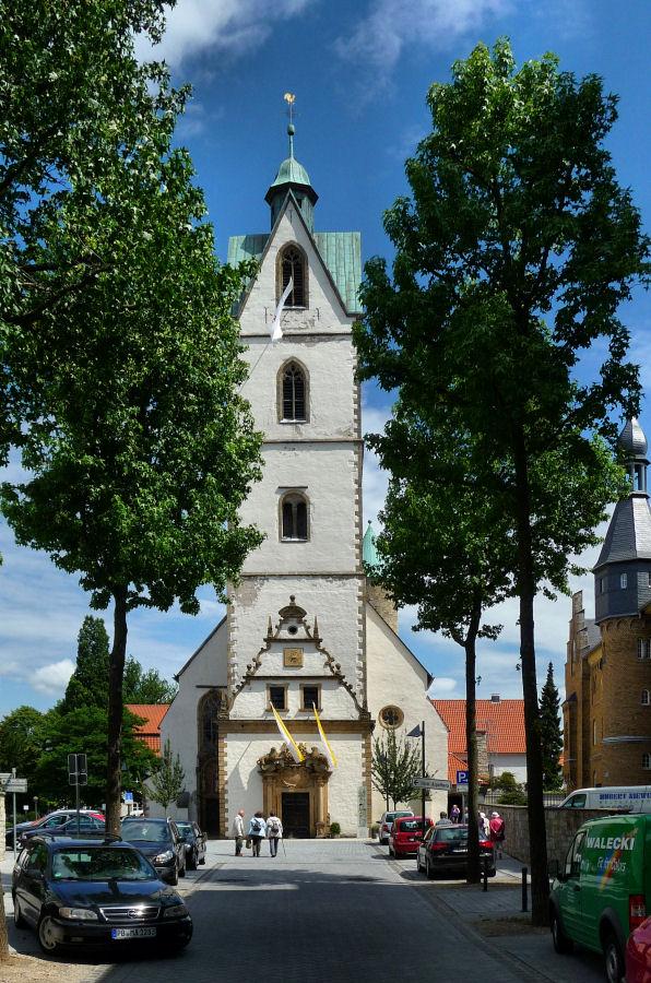 Busdorfkirche in Paderborn