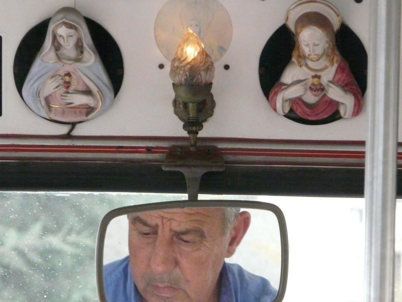 Busfahrer auf Malta