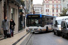 Busfahrer haben es nicht leicht
